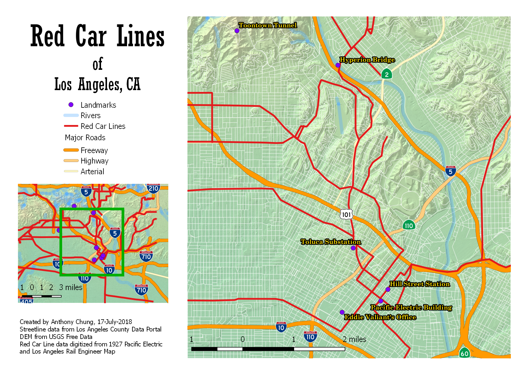 red_car_lines
