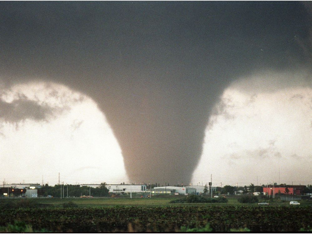 City of Champions – The Edmonton Tornado of 1987